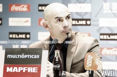 """Paco Jémez: """"Me encantaría entrenar a la selección"""""""