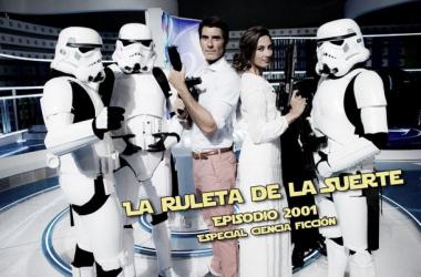(Foto: twitter.com/laRuletaSuerte)