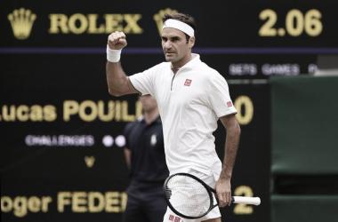 Federer sobrevive al vendaval nipón