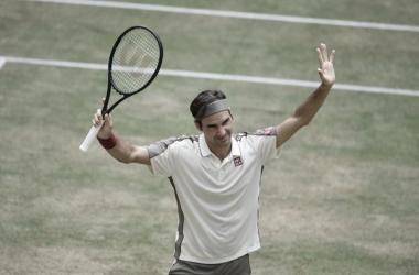 Federer no tiene techo
