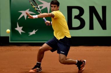 Rogerinho derrota Gerald Melzer e se classifica para as semifinais do Challenger de Buenos Aires