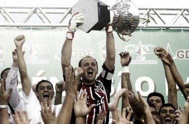 Rogério Ceni e a conquista dos Campeonatos Brasileiros de 2006, 2007 e 2008