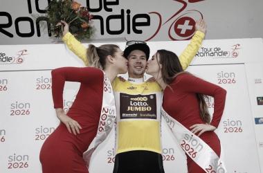 Roglic se adjudica el Tour de Romandía