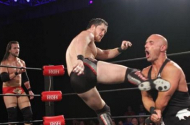 ROH Wrestling Review 8/26/15