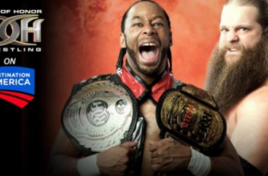 ROH Wrestling Review 9/2/15