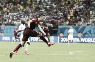 Os Portugueses confiam no melhor do mundo para superar o Gana. (Fonte: Lusa)