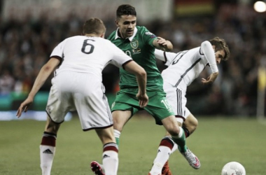 The Republic of Ireland must draw on the experience of their win over Germany - Alexander Hassenstein / Bongarts