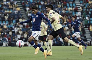 5 grandes goles de Cruz Azul ante América | Foto: Futbol Total