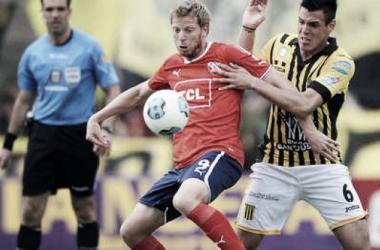 Independiente - Almirante Brown (1-1)