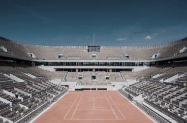 Roland Garros se jugará con público limitado