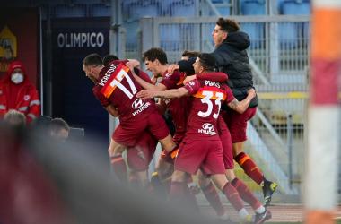 Serie A - Pazzo 4-3 della Roma allo Spezia: la decide Pellegrini al 92'