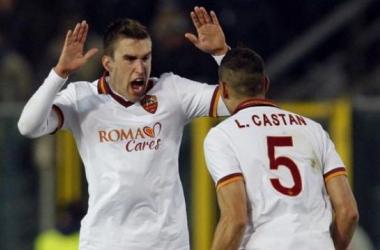 Strootman salva la Roma, quarto pareggio consecutivo