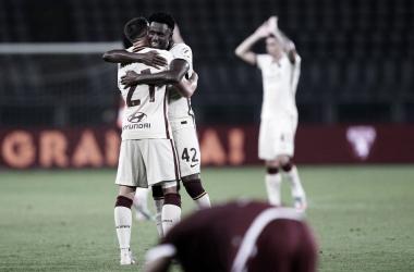 Paulo Fonseca se diz empolgado com final da temporada da Roma e já pensa na Europa League