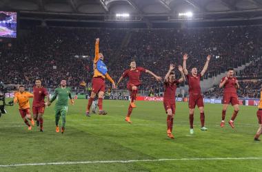 Roma, dopo il Barça c'è la Lazio | www.twitter.com (@OfficialASRoma)