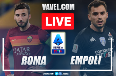 Goals and highlights Roma 2-0 Empoli in Serie A