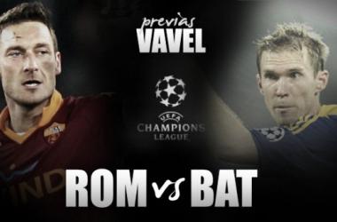 Roma - BATE Borisov: todos los caminos llevan a Roma