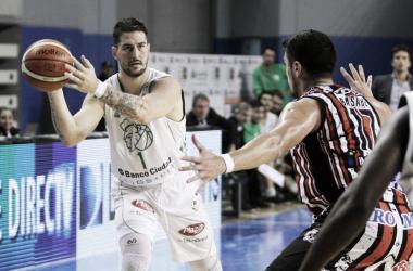 Nicolás Romano fue la figura del partido con 29 puntos. Foto: LNB Contenidos