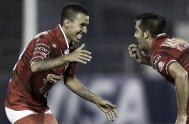 Alianza cayó por 4-0 en Matute durante el partido de ida. Foto: depor.pe