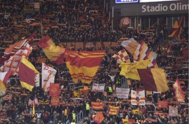 Foto As Roma Twitter