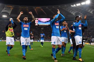 Serie A - Il San Paolo spinge il Napoli, arriva la Roma
