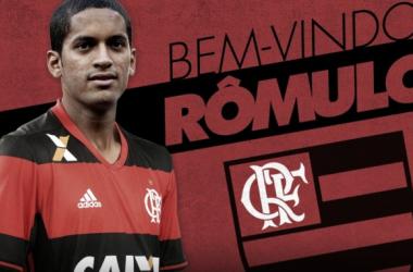 Após rescindir no Spartak, Rômulo assina com o Flamengo por quatro anos