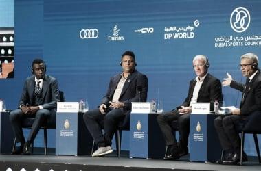 Ronaldo habla del presente, pasado y futuro del Real Valladolid
