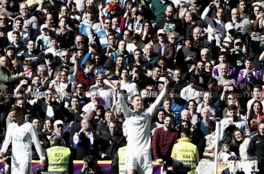 Ronaldo, rey de Europa