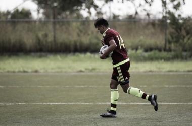 La Vinotinto Sub-20 cayó ante el Monagas SC