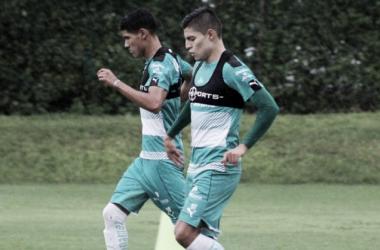 Cisneros estará peleando por un puesto con los atacantes extranjeros del equipo | Foto: Santos Laguna