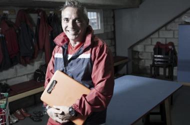 Sergio Rondina: Un técnico fundamentalista Foto web