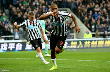 Newcastle United 2-1 Bournemouth: Magpies seal second consecutive victory