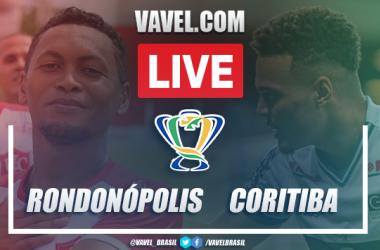 Gol e melhores momentos de União Rondonópolis 0 x 1 Coritiba pela Copa do Brasil