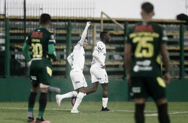 Defensa y Justicia 1 a 2 Palmeiras (SE Palmeiras / Divulgação)