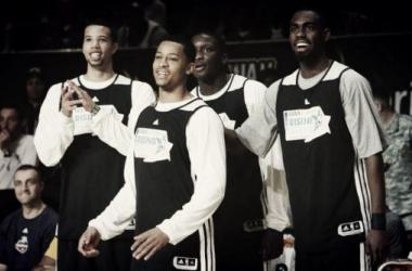 Carter-Williams y Oladipo lideran el Primer Quinteto de Rookies