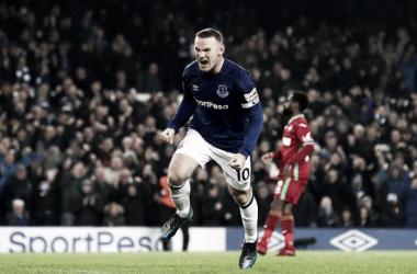 El Everton sigue con su escalada