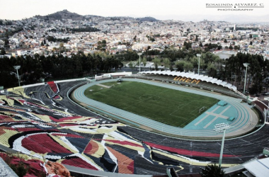 América jugó en 1974 en el Estadio Universitario Alberto Córdova (Foto: Alfa Diario)