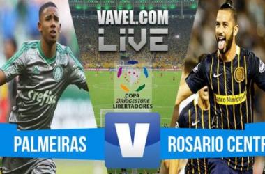 Resultado Palmeiras x Rosario Central na Copa Libertadores 2016 (2-0)
