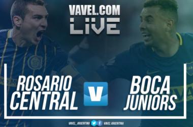 Rosario Central vs Boca Juniors | Foto: VAVEL