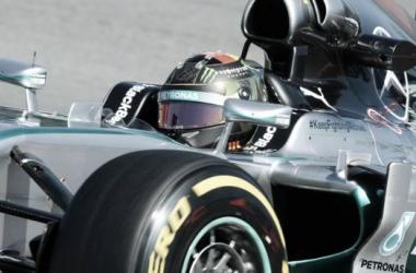 Rosberg comme à la maison