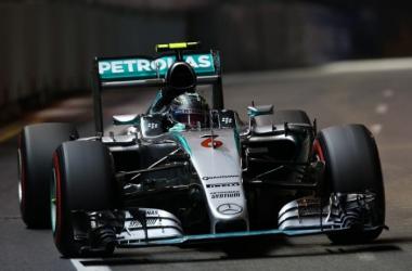Formula 1, GP Giappone: zampata Rosberg davanti a Hamilton e Raikkonen