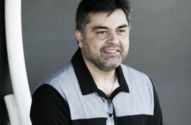 "Marcelo Almeida considerou que o Goiás está de ""Alma lavada"" (Rosiron Rodriges / Goás EC)"