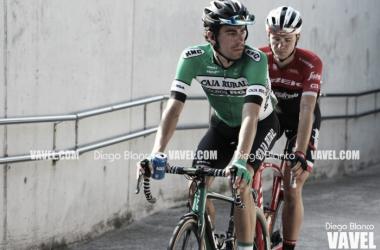 """Jaime Rosón: """"El primer objetivo debería ser el Giro de Italia esta temporada"""""""