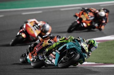 ¿Qué pasó con Rossi y Morbi en Qatar?