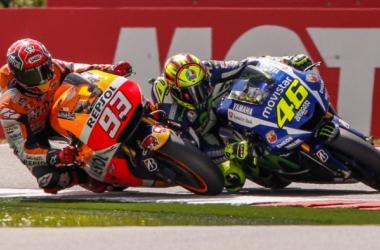 MotoGP: Marquez va verso il terzo iride, mala matematica tiene ancora in vita Rossi