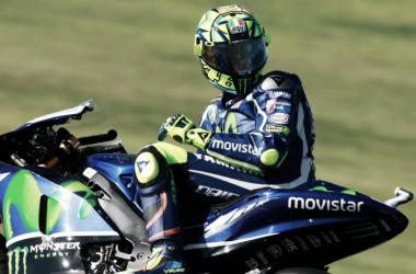 """Valentino Rossi: """"Todavía tenemos mucho trabajo por hacer"""""""