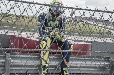 """Rossi: """"No sé si perdí un poco la concentración o frené dos metros más tarde"""""""