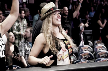 WWE still interested in Ronda Rousey