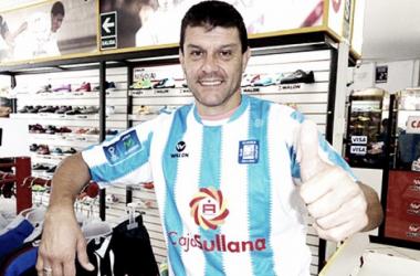 Roverano será el D.T de Alianza Atlético en este 2016. Foto: Twitter, @AlianzaInfo1