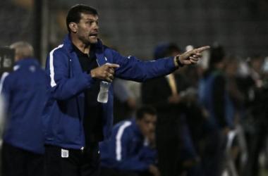 Roverano asumió como DT interino de Alianza en mayo (FOTO: Facebook, Club Alianza Lima)