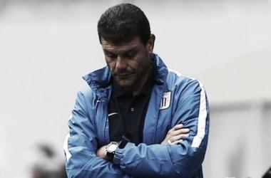 Roverano llegó a mitad de año como entrenador interino y luego fue ratificado. (Foto USI)